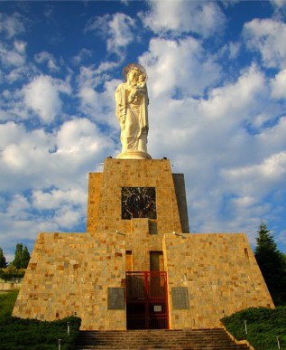 Haskovo Virgin Mary